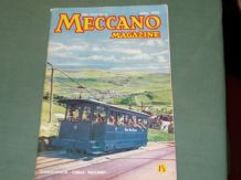 MECCANO MAGAZINE 1958 April Vol XLIII No.4
